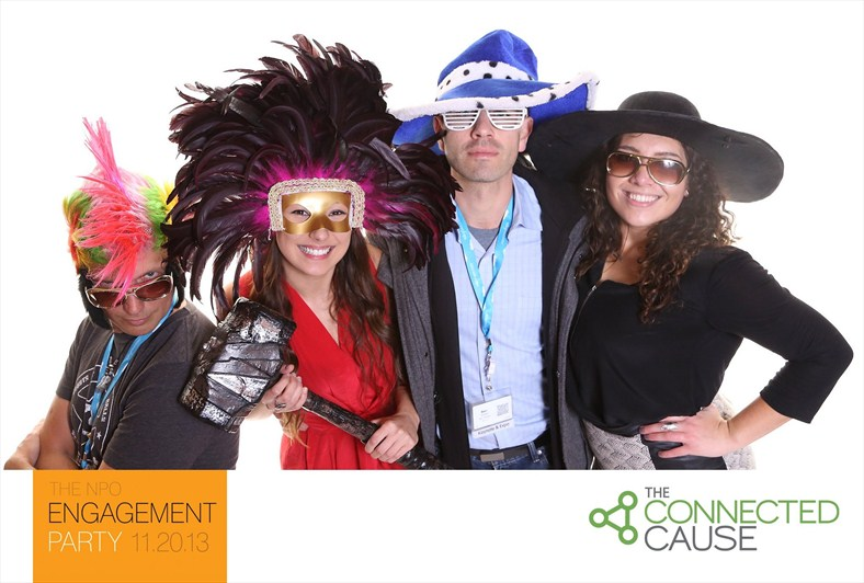The Connected Cause Founding Partners NPO Engagement Party