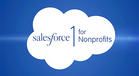 Salesforce1 for Nonprofits