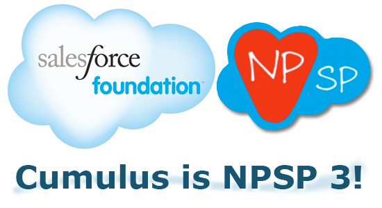NPSP_Cumulus_Update_Salesforce