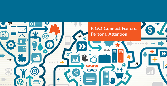 NGO Connect Feature: Personal Attention