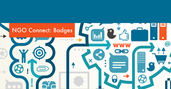 NGO Connect Features: Badges