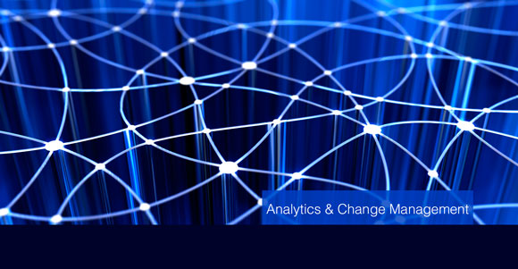 Analytics and Change Management