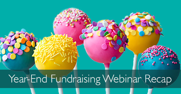 Year-End Fundraising Webinar Recap
